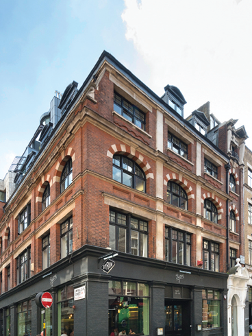 Vacancy at Beak Street