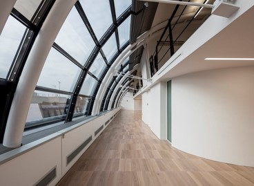 DTZ Investors showcase refurbished office in Clerkenwell