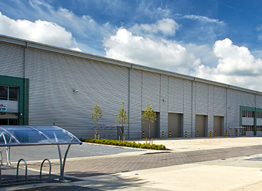 DTZ Investors completes letting at Uxbridge Trade Park
