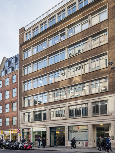 DTZ Investors complete three lettings at Great Tower Street