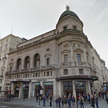 DTZ Investors dispose of the leasehold interest of 117 Jermyn Street