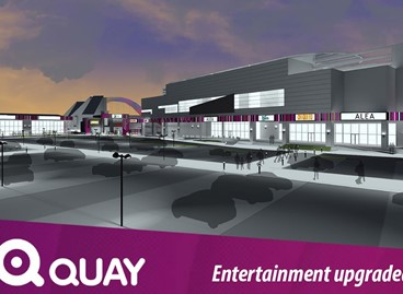 The Quay Glasgow is crowned Scotland's entertainment complex in 2016