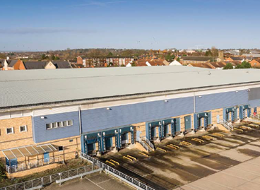 DTZ Investors launches 84,000 sq ft detached industrial warehouse unit in Oxford Business Park