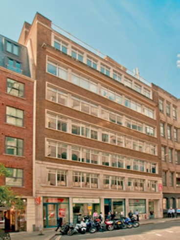 DTZ Investors acquires freehold of 19-21 Great Tower Street