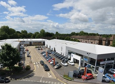 Adding to our industrial portfolio with the purchase of Puma Trade Park in Mitcham