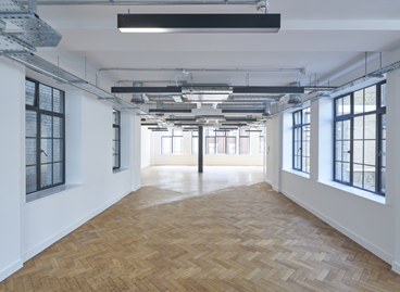 Refurbished office space available in prime Soho location