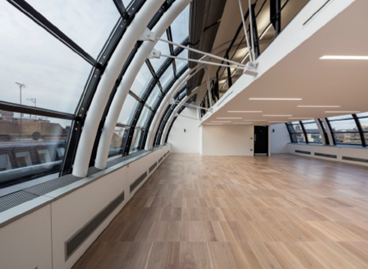 8-14 Vine Hill, Clerkenwell - Combining bright office space with bright ideas