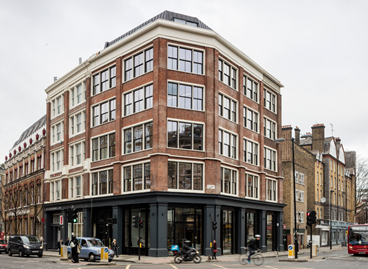 DTZ Investors achieve record rents at Clerkenwell Road