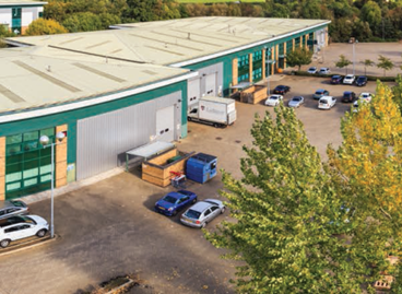 DTZ Investors sells 130,000 sq ft warehouse in Banbury