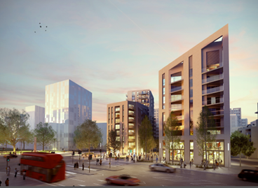 DTZ Investors secures planning permission in Battersea