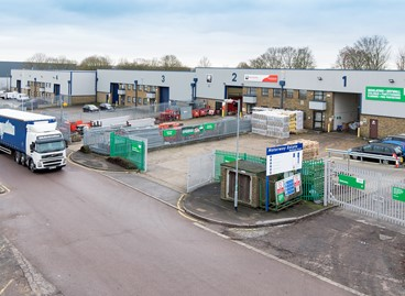 DTZ Investors completes on the acquisition of Motorway Industrial Estate, Stevenage