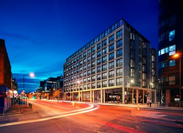 DTZ Investors Funds £30m Manchester PRS development