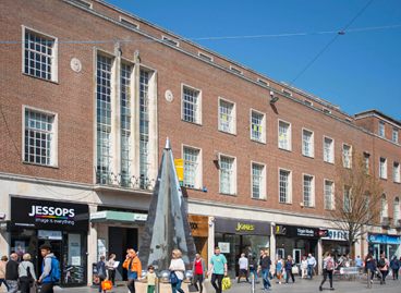 High Street asset acquired in Exeter