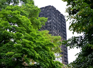 The potential impact of the Grenfell Tower on the UK property market