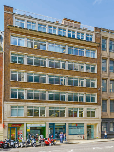 DTZ Investors is marketing the freehold interest in 19-21 Great Tower Street, London EC3.