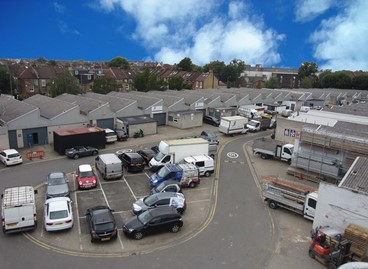 Freehold interest aquired in Zennor Trade Park, Balham