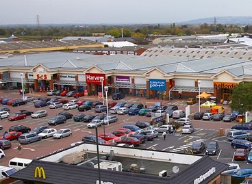 Freehold interest in Kingsditch Retail Park, Cheltenham secured