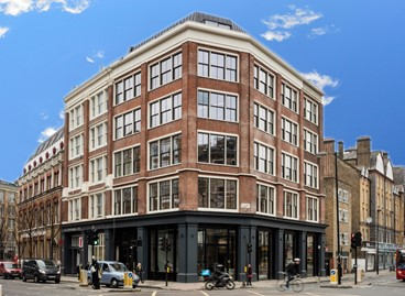 Record rents at 80 Clerkenwell Road