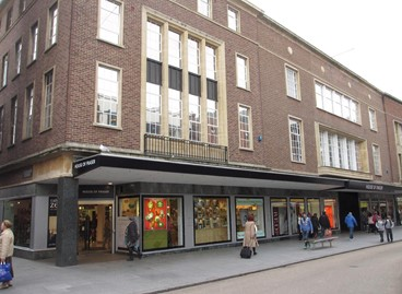 DTZ Investors acquires House of Fraser in Exeter