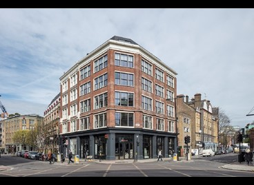 DTZ Investors marketing 80 Clerkenwell Road for sale