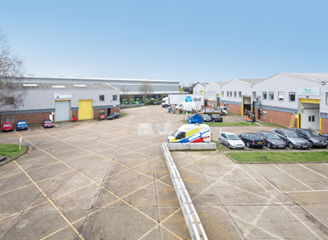 DTZ Investors disposes of Greater London Industrial Estate