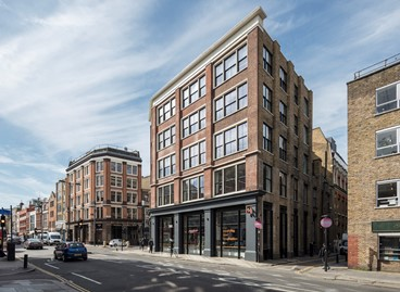 DTZ Investors completes on sale of 80 Clerkenwell Road