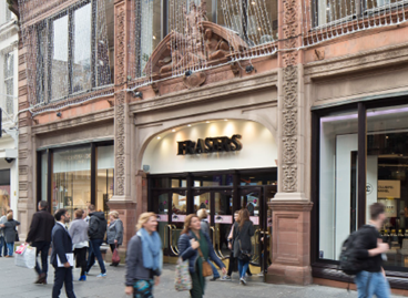 DTZ Investors sells House of Fraser, Glasgow