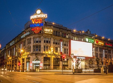 The Printworks reports successful 18 months under DTZ Investors ownership
