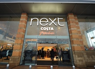 Next opens new store at Wolverhampton