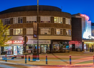 DTZ Investors acquires mixed-use property in Muswell Hill