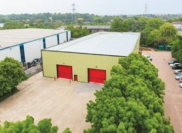 DTZ Investors completes new letting at Holford Industrial Park