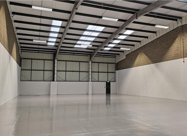 DTZ Investors completes comprehensive refurbishment at industrial estate in Romford