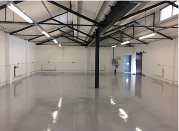 DTZ Investors completes refurbishment of industrial unit in Balham