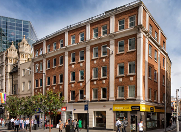 DTZ Investors disposes of 222 Bishopsgate, EC2 for £21.1m