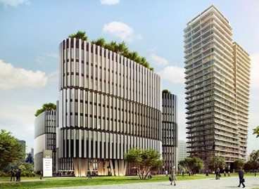 DTZ INVESTORS BUYS €130 MILLION PRAGUE OFFICE FOR SOUTH KOREAN INVESTOR