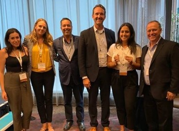 DTZ INVESTORS RECEIVE THE CONNECT COLLABORATION AWARD AT THE AVETTA SUMMIT 2019
