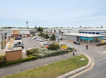 DTZ INVESTORS COMPLETES SALE OF DONCASTER INDUSTRIAL ESTATE