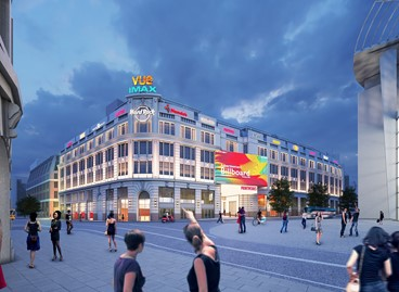DTZ INVESTORS TO INJECT £9M INTO REDEVELOPMENT OF ICONIC ENTERTAINMENT VENUE, PRINTWORKS MANCHESTER