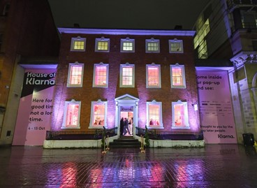 KING STREET COMES ALIVE WITH KLARNA POP-UP