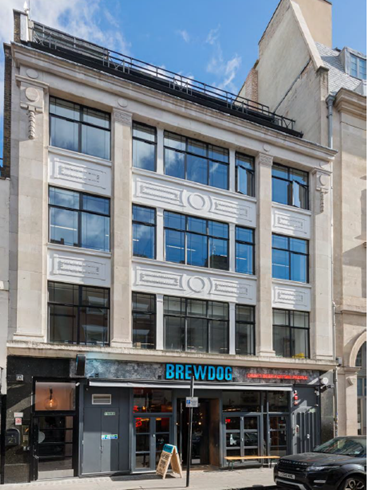 DTZ INVESTORS COMPLETES ON THE SALE OF SOHO MIXED-USE BUILDING