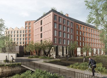 DTZ Investors forward funds £70 million for Earlsfield co-living scheme