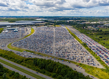 DTZ Investors has completed on the 121 acre British Car Auctions (BCA) facility for £67.65m