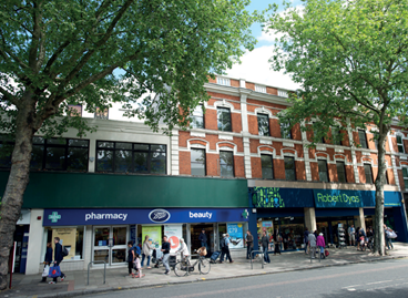Christmas Eve Chiswick Disposal by DTZ Investors to Farm Street Capital