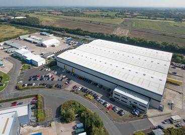 Warrington warehouse sold by DTZ Investors